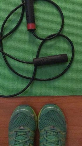 Skipping Rope: the best workout to do at home