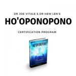 joe vitale certification hooponopono