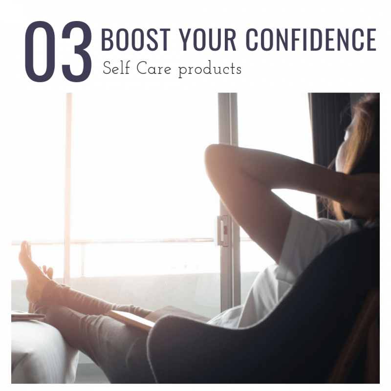 self care products to boost your self love and confidence