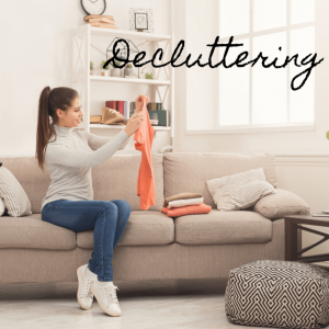 Organisation & Decluttering