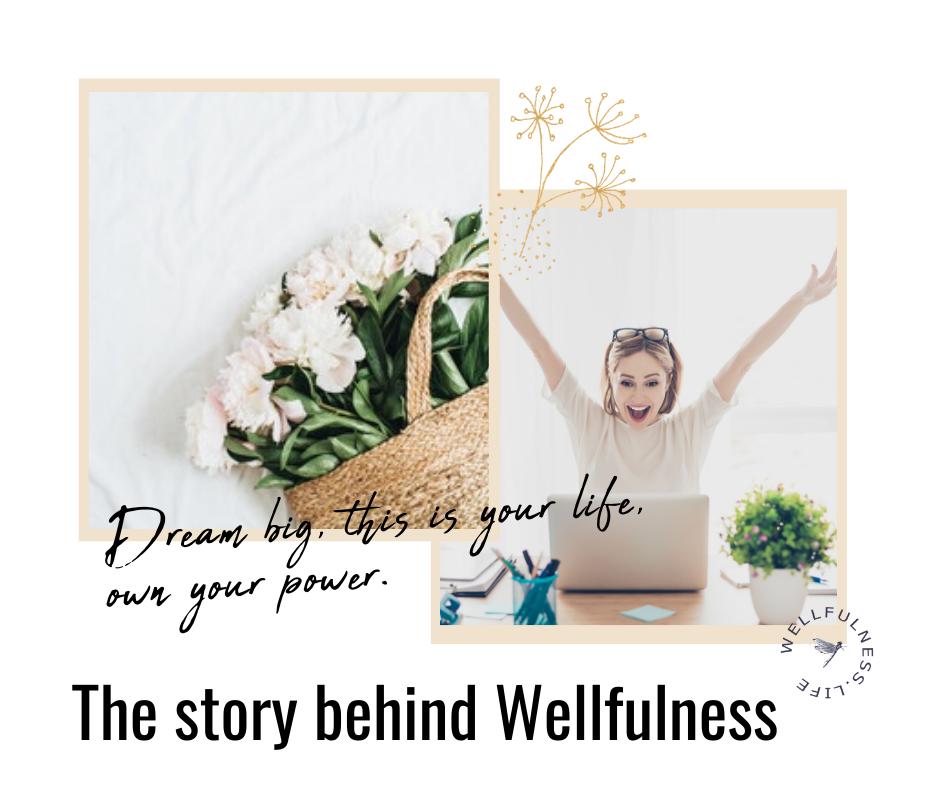 The story behind Wellfulness, my story